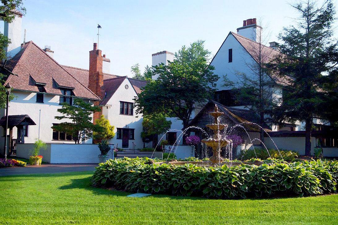 Addison Oaks Buhl Estate Wedding Venue